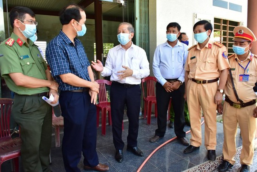 Thua Thien –Hue isolates over 1,600 arrivals from pandemic areas ảnh 1