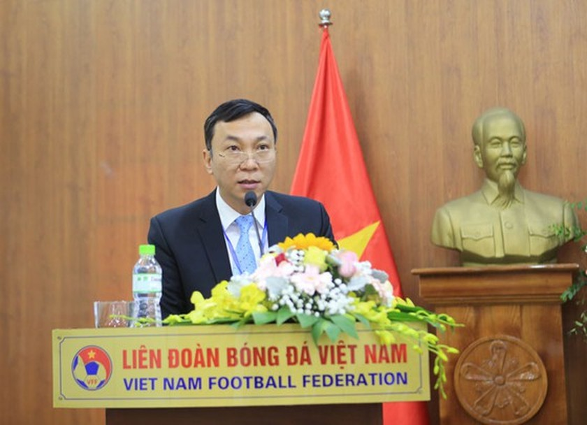 Annual congress of Vietnam Football Federation suspended ảnh 1