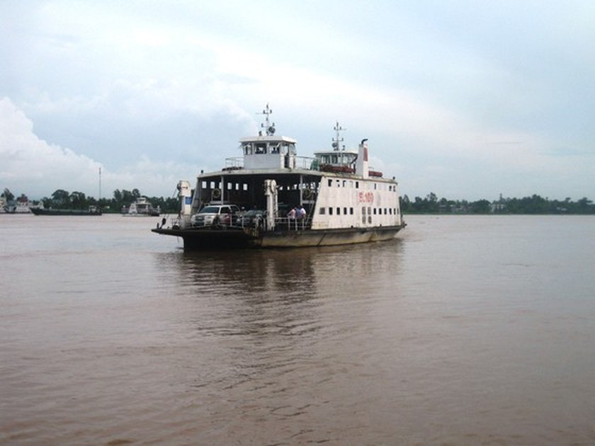 Cao Lanh ferry terminal ceases operation from August 24 ảnh 1
