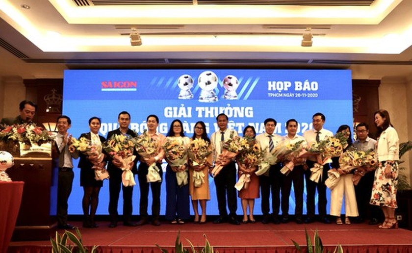 Vietnamese Golden Ball Awards 2020 officially launched  ảnh 2