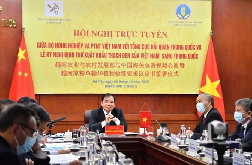 Vietnam expects to widen export of agricultural products to China  ảnh 1
