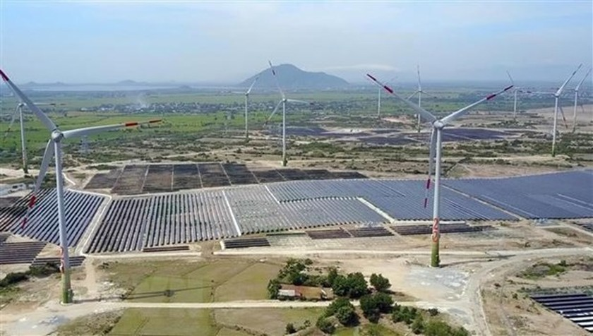 Ninh Thuan working to establish itself as national renewable energy center ảnh 1