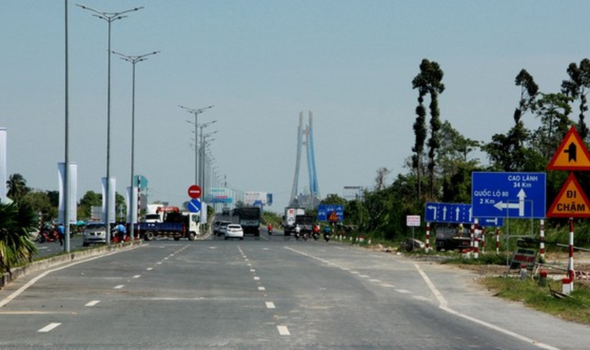 Lo Te- Rach Soi expressway put into operation  ảnh 1