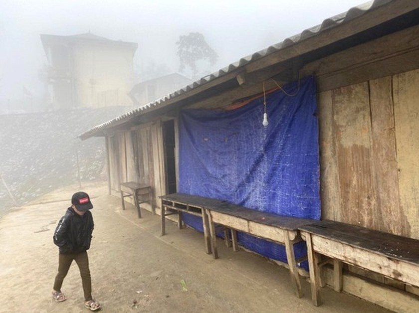 Northern people contrive to live under current gelid cold  ảnh 5