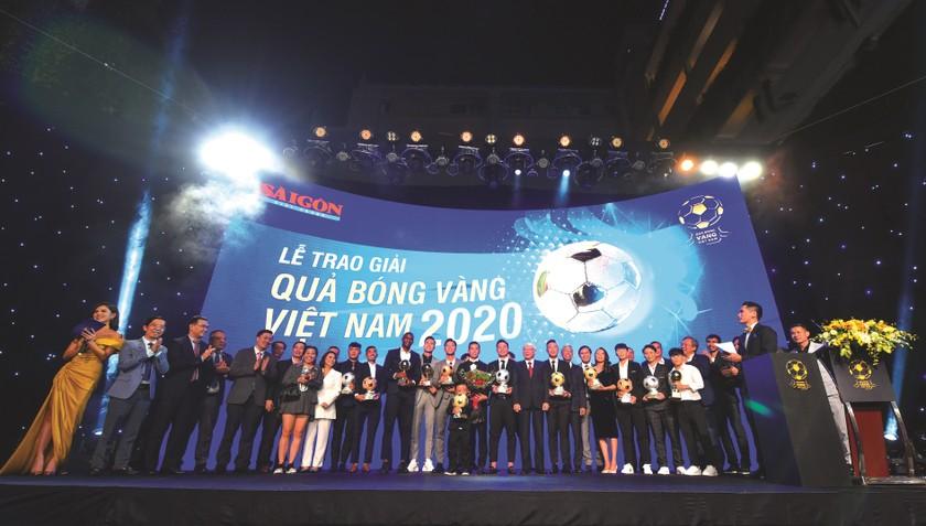 Vietnam Golden Ball Awards becomes prestigious brand name ảnh 2