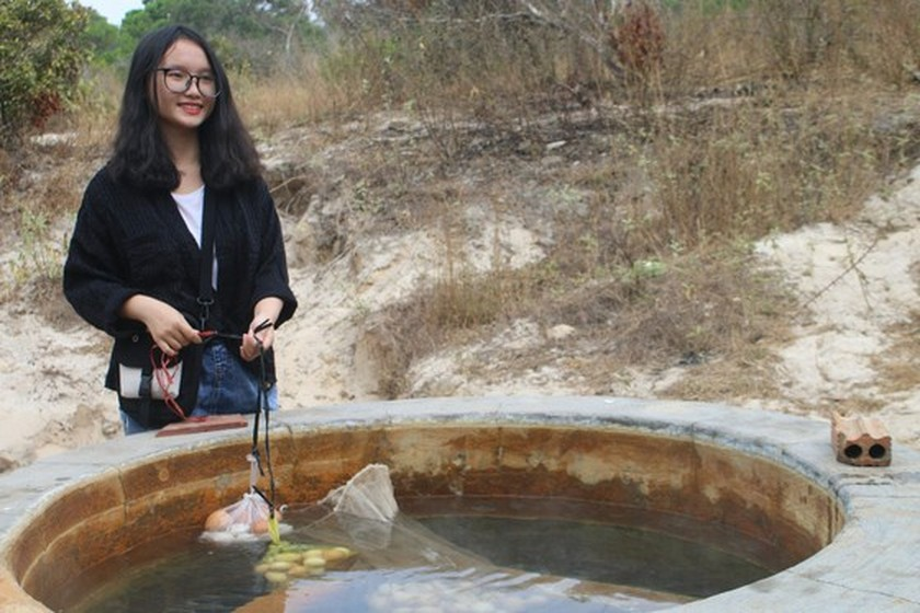 Bung Thi Hot Spring becomes new attractive tourist attraction in Binh Thuan ảnh 4