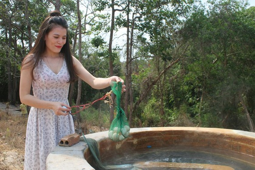 Bung Thi Hot Spring becomes new attractive tourist attraction in Binh Thuan ảnh 5
