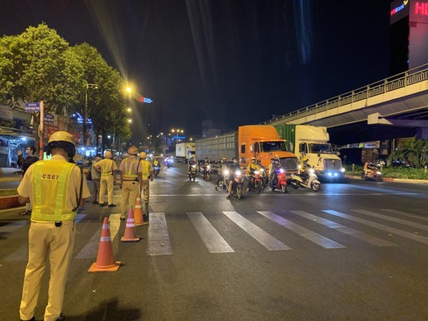 Traffic police penalize more than 7,000 cases of alcohol, drug abuse violations ảnh 5