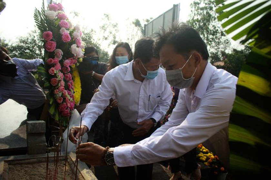 Quang Ngai Province celebrates 53 years of Son My massacre ảnh 2