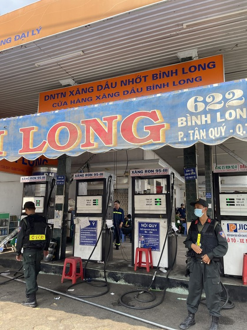 Dong Nai Province arrests two people involved in fake fuel ring  ảnh 1