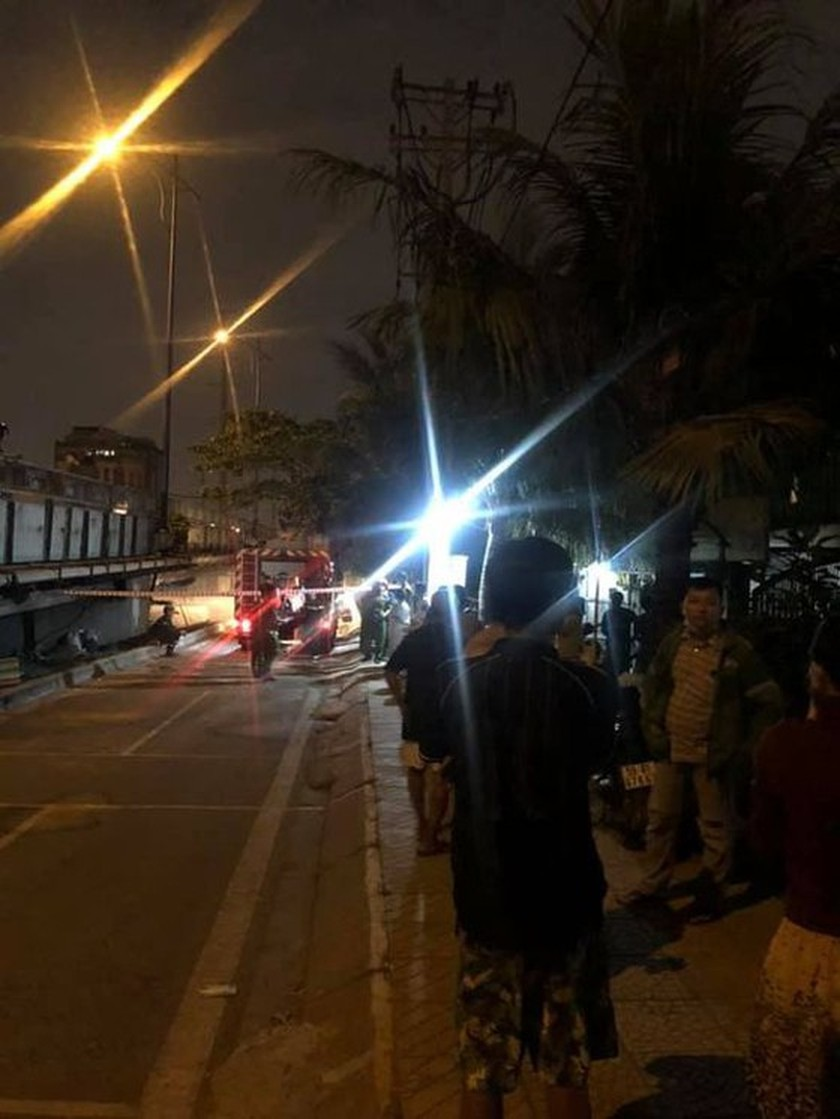 Six people found dead after fire in Thu Duc City ảnh 1