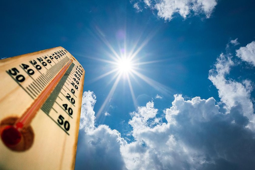 Country suffers from extreme hot weather   ảnh 1