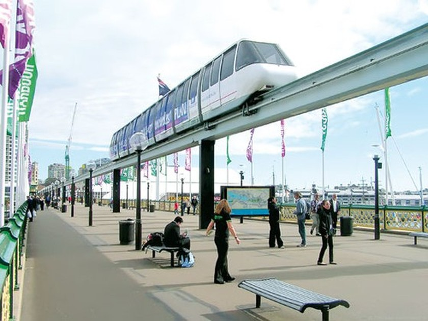 HCMC proposed to soon implement Monorail No.3 project  ảnh 1