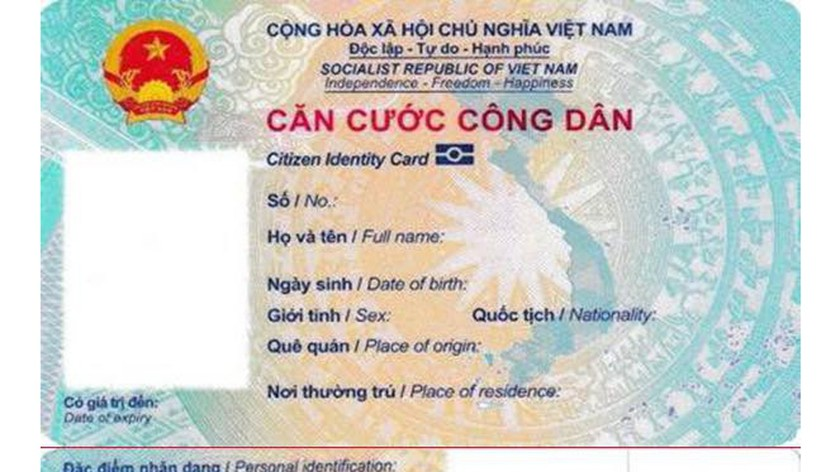 Chip-attached ID cards have no location tracking feature ảnh 1
