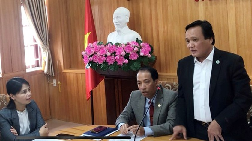 Vietnamese overseas enterprises desire to further connect with Lam Dong Province  ảnh 2