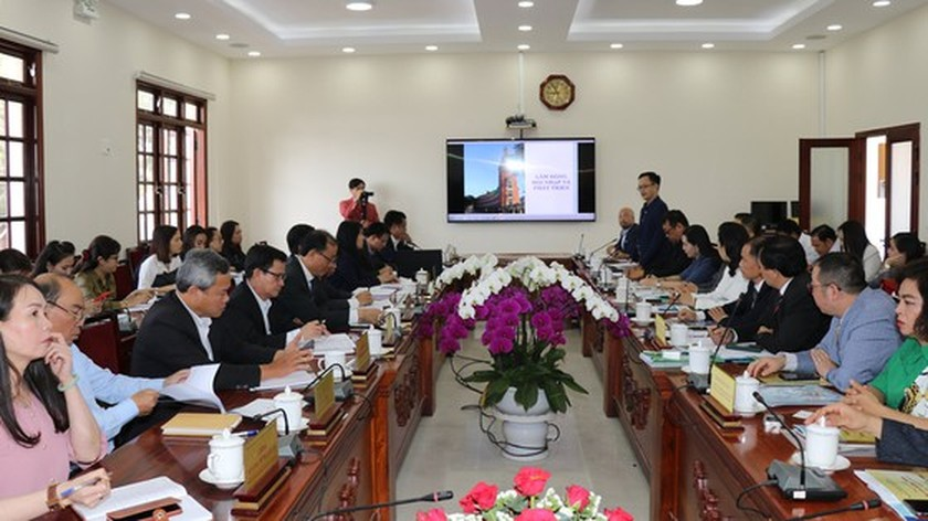 Vietnamese overseas enterprises desire to further connect with Lam Dong Province  ảnh 3