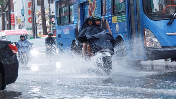 South to begin this year's rainy season earlier than annual  ảnh 1