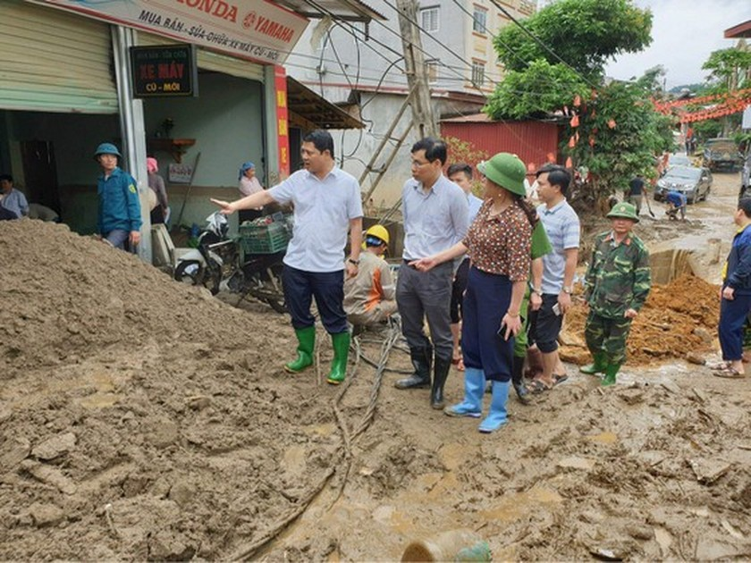 Deadly flash flood occurs in Lao Cai Province ảnh 1