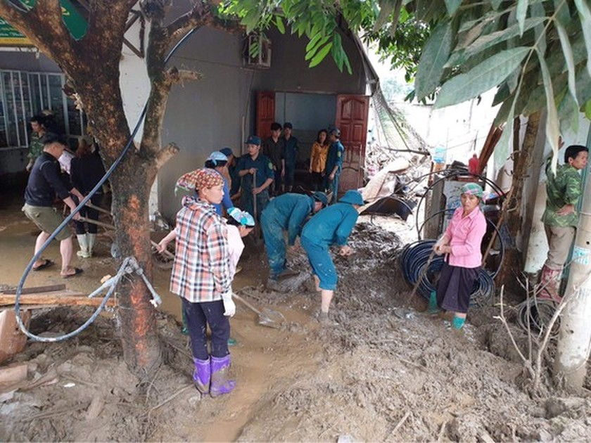 Deadly flash flood occurs in Lao Cai Province ảnh 2
