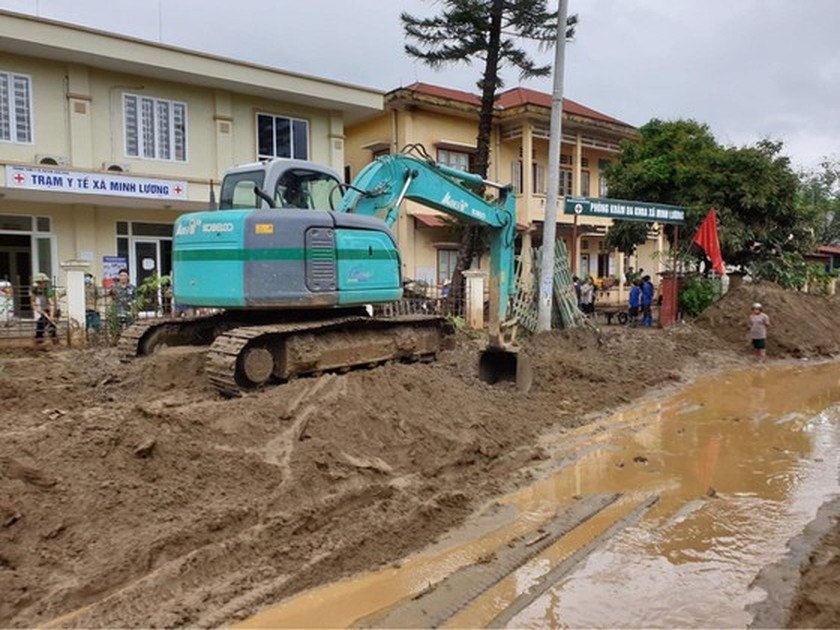 Deadly flash flood occurs in Lao Cai Province ảnh 3