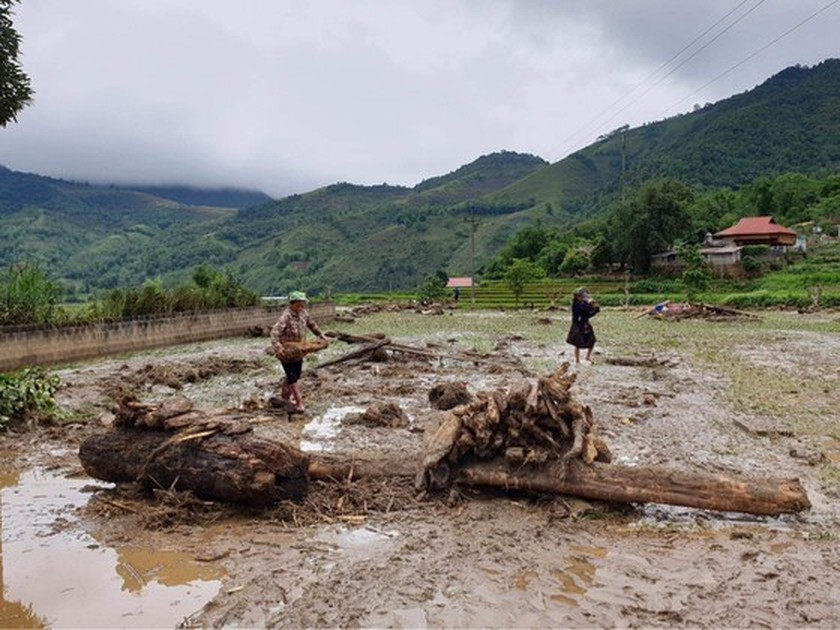 Deadly flash flood occurs in Lao Cai Province ảnh 11