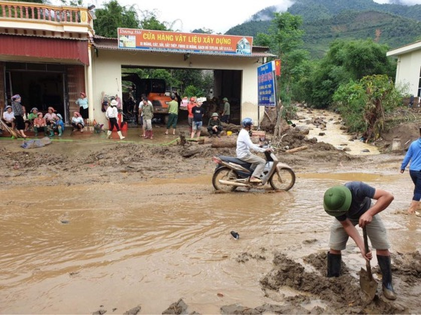 Deadly flash flood occurs in Lao Cai Province ảnh 6