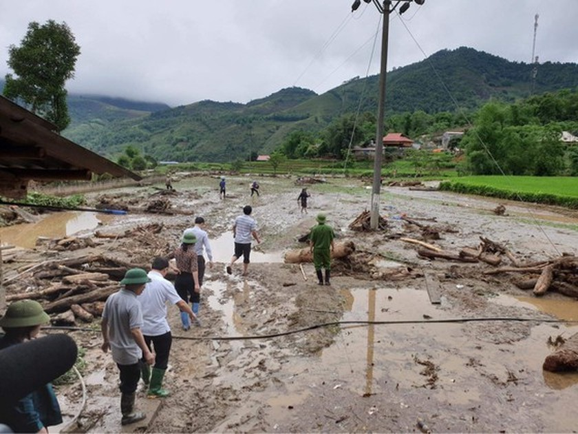 Deadly flash flood occurs in Lao Cai Province ảnh 7