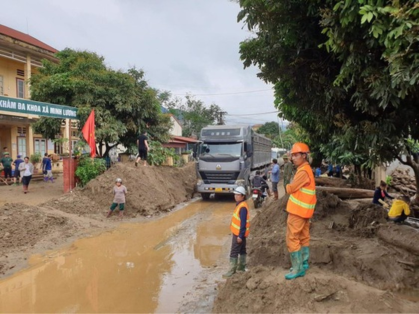 Deadly flash flood occurs in Lao Cai Province ảnh 8