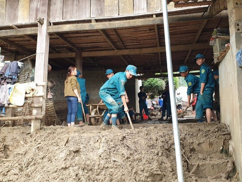 Deadly flash flood occurs in Lao Cai Province ảnh 9