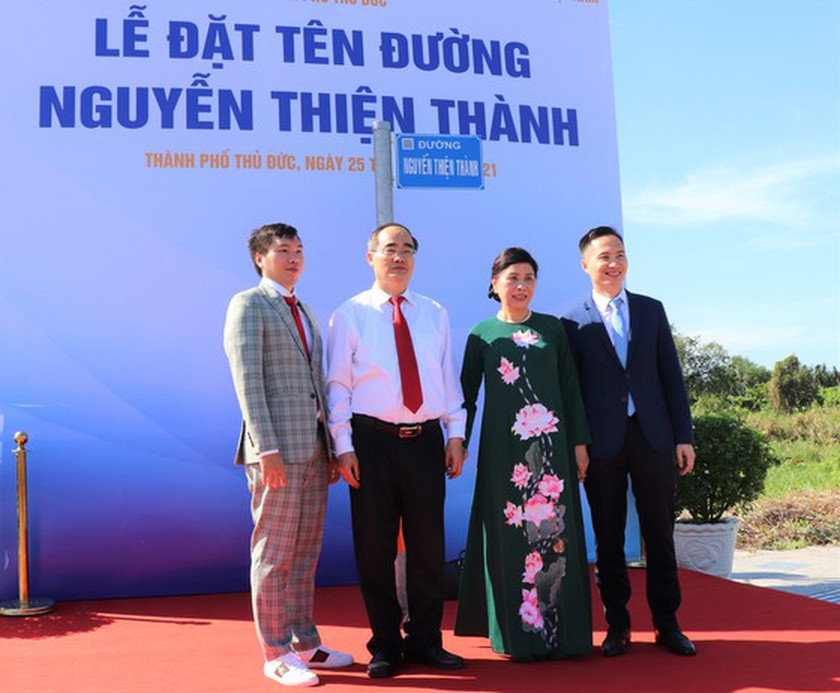 20 streets in Thu Duc City named after historical figures, famous people ảnh 7