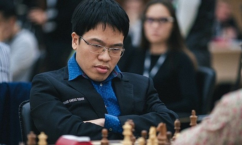 Le Quang Liem qualifies for quarterfinals of New In Chess Classic ảnh 1