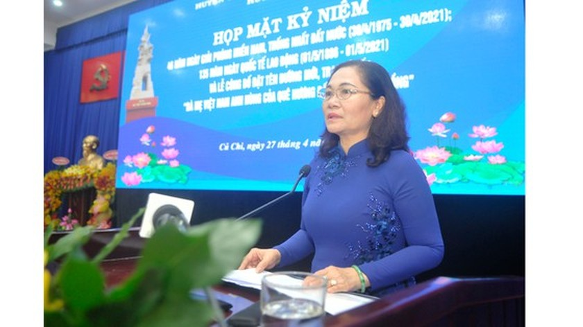 Cu Chi District named 171 streets after Vietnamese heroic mothers ảnh 2