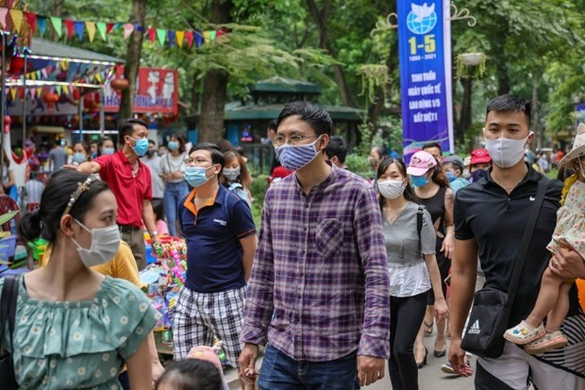 Hanoi requires returnees to make health declaration after public holiday ảnh 1