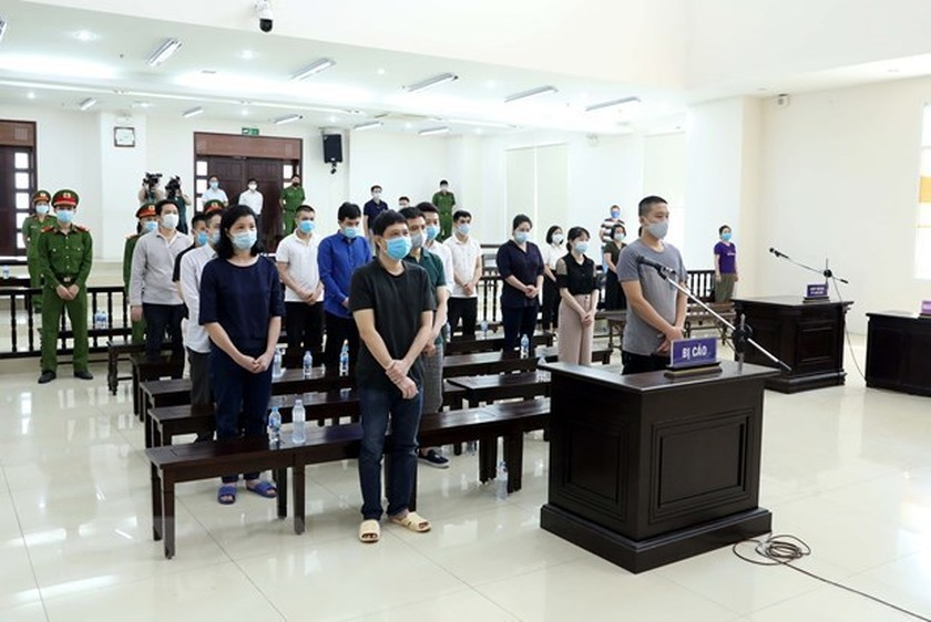 Defendants in Nhat Cuong Company smuggling case jailed ảnh 1