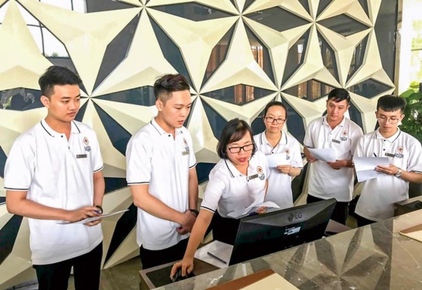 Mediocre human resource quality in Ho Chi Minh City ảnh 1