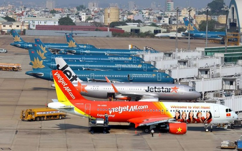 Massive airplanes face difficulties in overnight parking shortage ảnh 1