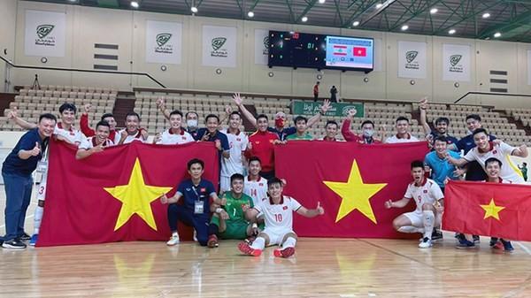 Vietnam in Group D of 2021 Futsal World Cup ảnh 1