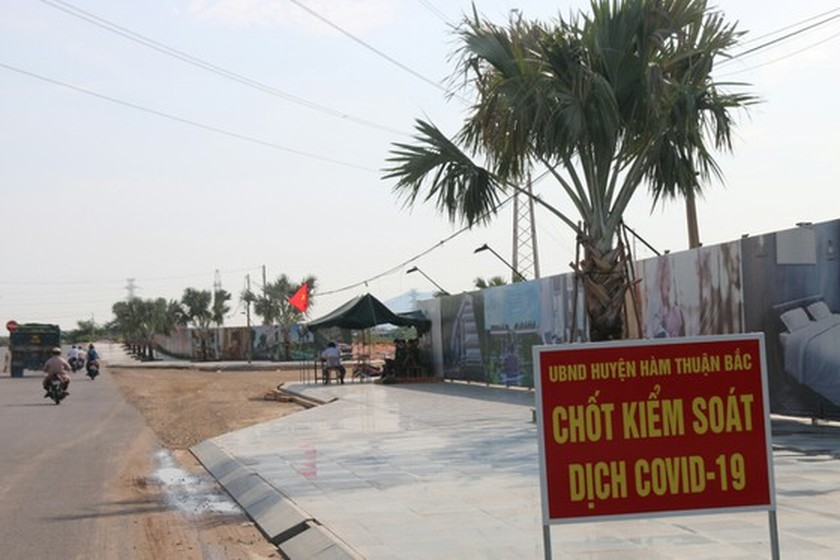 Binh Thuan Province requires isolation for returnees from HCMC ảnh 1