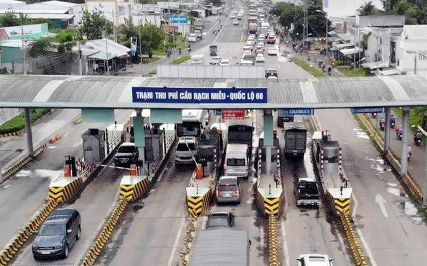 Rach Mieu Bridge BOT project to implement toll collection for second phase ảnh 1