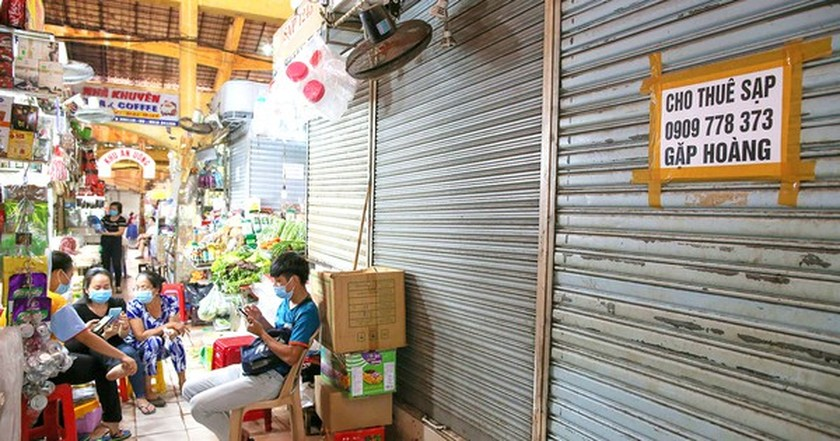 Over US$3.3 million support package proposed for small traders in HCMC ảnh 1