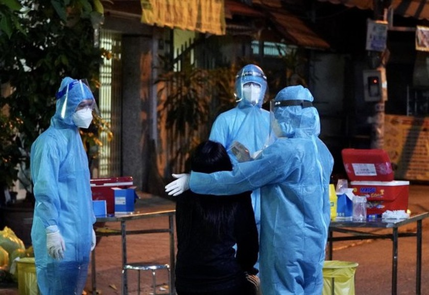 HCMC plans to perform Covid-19 testing for five million people  ảnh 1