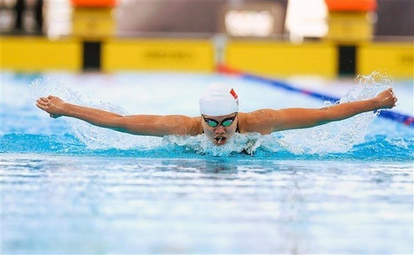Top swimmer to take part in third Olympics in Tokyo ảnh 1