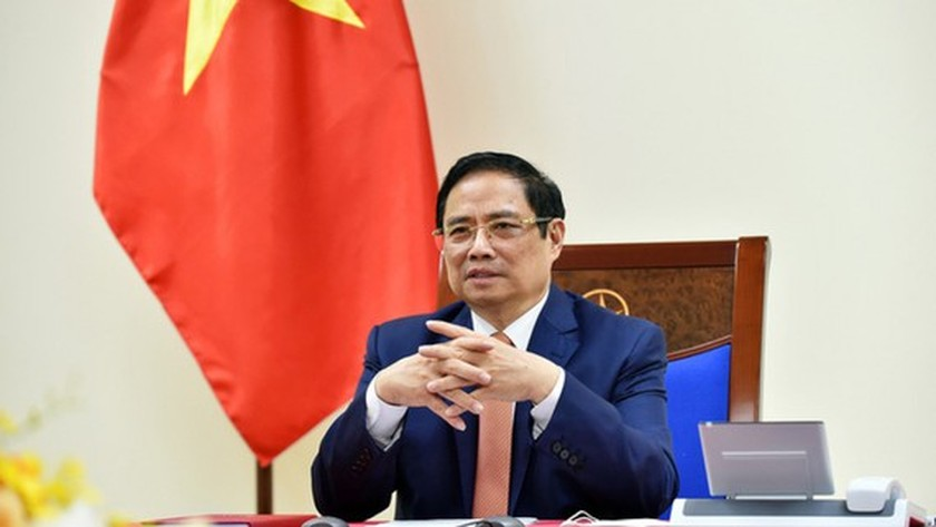 PM extends thanks to Cambodian counterpart over help to HCMC ảnh 1