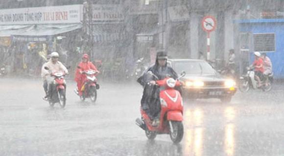 Northern region braces for unseasonable floods, tropical depressions  ảnh 1