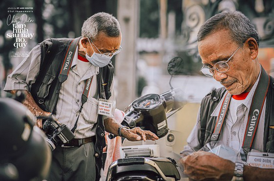 Livelihoods of the poor on HCMC streets via some random photos ảnh 2