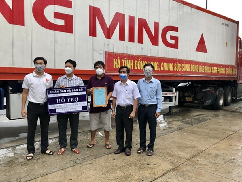 HCMC receives 25 tons of vegetables from overseas Vietnamese ảnh 3
