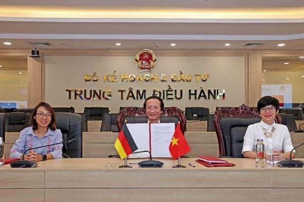 Germany pledges over EUR113.5 million in ODA for Vietnam ảnh 1
