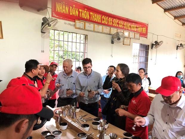 2021 a very special year for Swiss-Vietnamese partnership: Ambassador ảnh 2