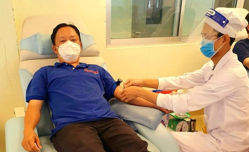 Hospitals in Mekong Delta confront severe blood shortage for emergency situations ảnh 1