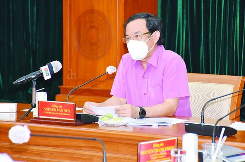 HCMC extends social distancing in one more month to control Covid-19 ảnh 2